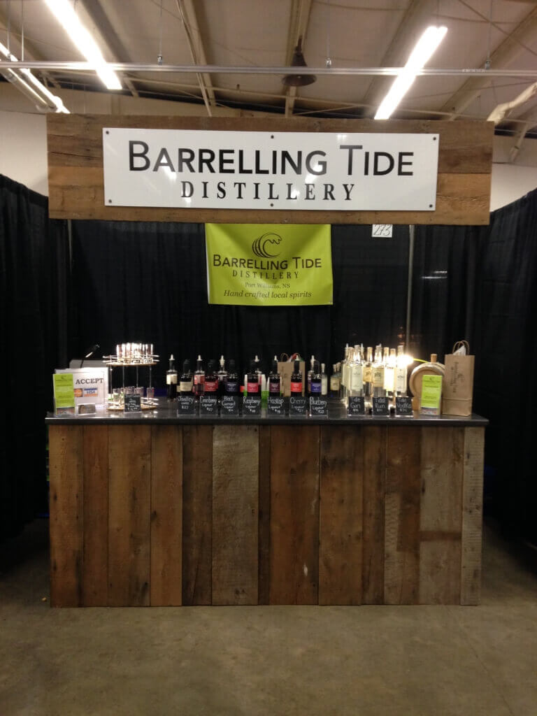 Barrelling Tide Distillery Christmas At The Forum